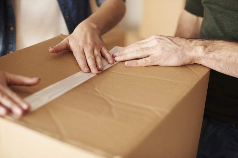 La influencia de las compras online en los trasteros