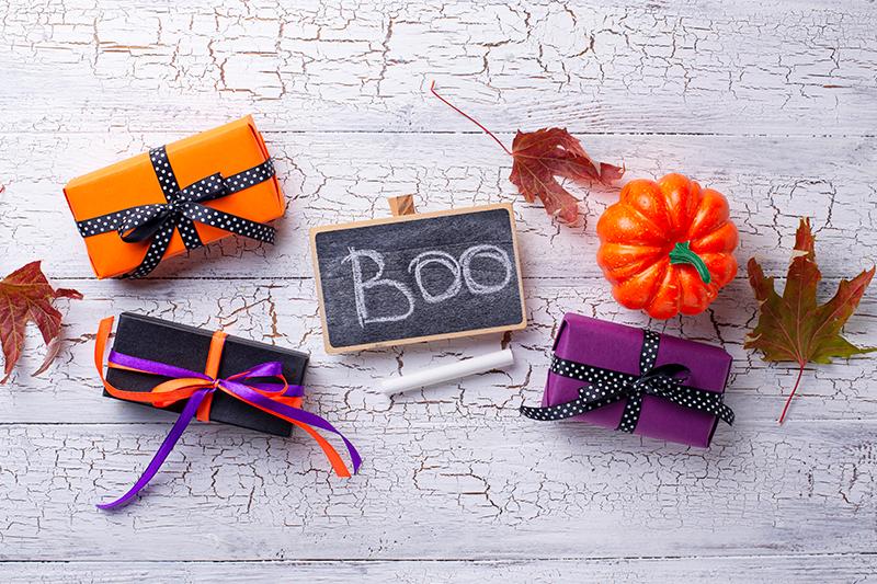 Trasteros para Halloween